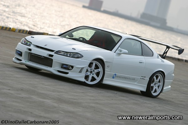 Yokohama 2005, for the J-Tuner shoot.