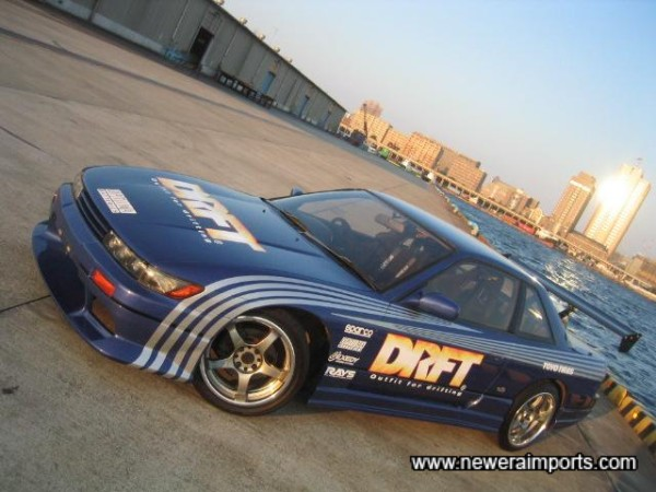 Original Tokyo Drift car - as built for Universal Studios, Hollywood.