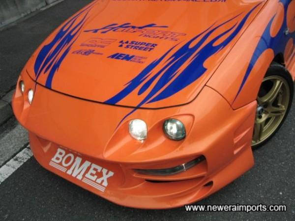 Original - high quality Bomex Aero Parts.