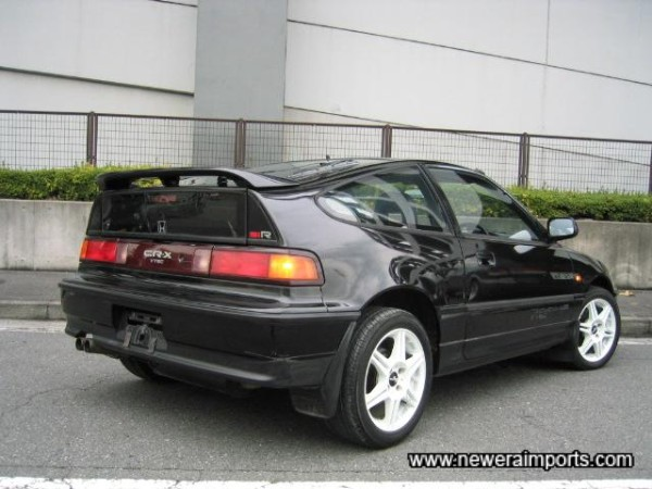 One of the best looking Coupe's to ever come out of Japan. A true classic!
