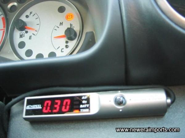 Apexi Dual Auto Turbo Timer.