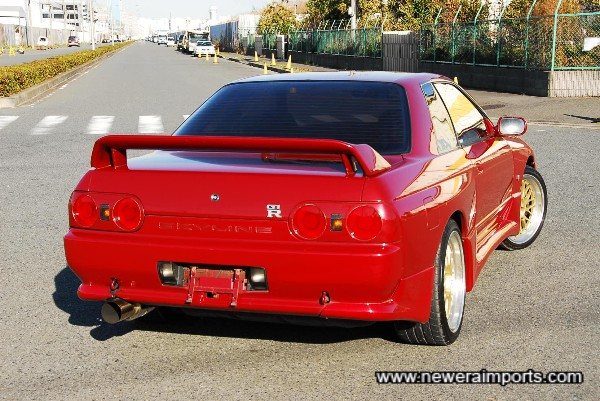 Nismo style LED tail lights are available from newerparts.com