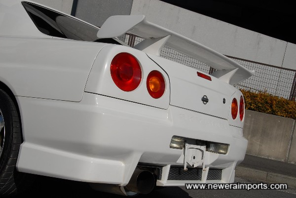 LED Nismo style rear light clusters are also available inexpensively through www.neweraparts.com