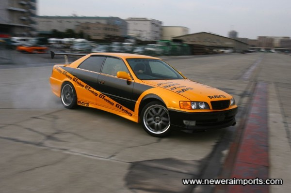 The very car that featured in Tokyo Drift Fast & Furious 3!!!