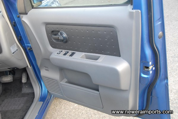 o/s/f interior door panel.