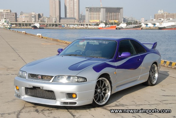 As originally used in Fast & Furious 3, Tokyo Drift!
