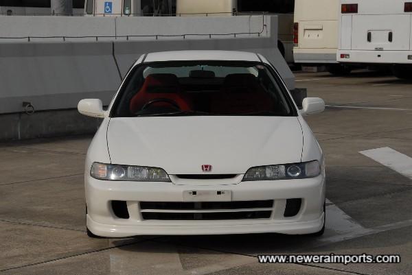 98 Spec front bumper.
