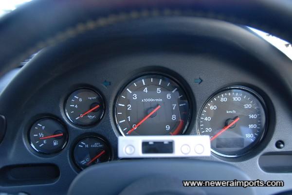 Greddy turbo timer.
