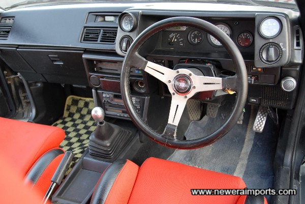 Original Nardi Classic Steering Wheel!
