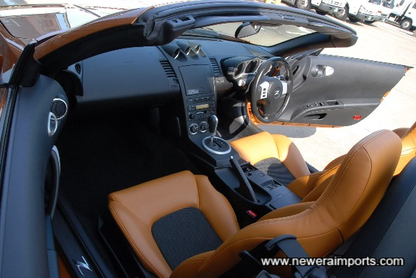 Full Spec Interior.