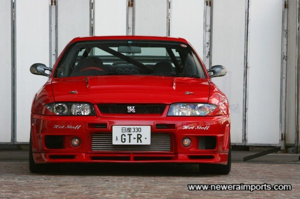 By far the best modified R33 GT-R we have sourced since 1998.