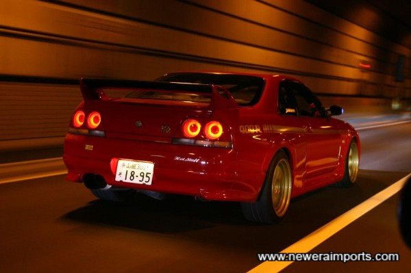Wangan Picture - by Dino Dalle Carbonare.