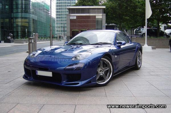 Without Doubt - The BEST RX-7 currently on sale in the UK!