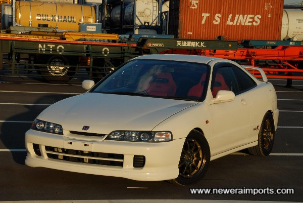 A stunning example - One of the last DC2 ITR's made!