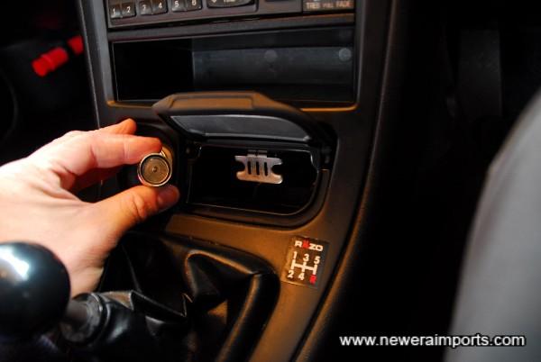 A non smoker's car - Since new.