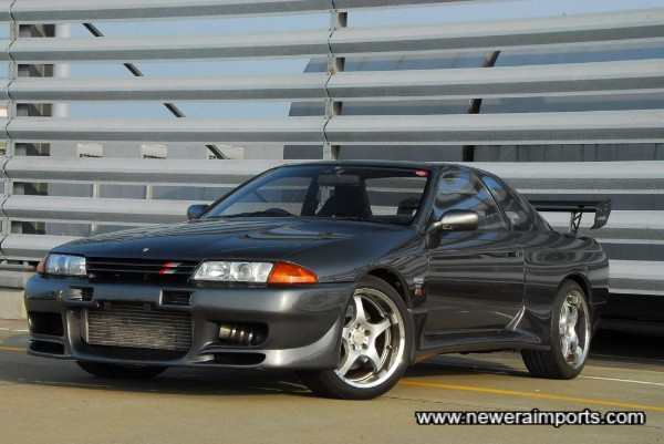 This  genuine Trust Gracer Original Bodykit is over £1,000 new excluding shipping!