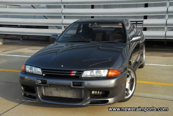 Prepared by none other than Mine's - One of the world's most respected GT-R tuners.