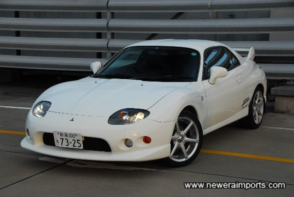 Stunning - Very rare FTO GP Version R.