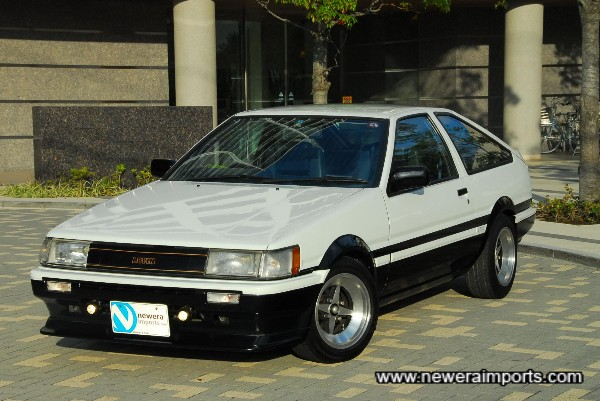 The best AE86 we've EVER sourced.
