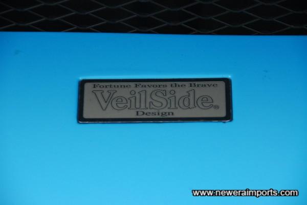 Veilside - Fortune Favours the Brave.