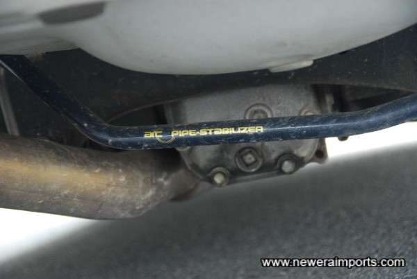 ARC Anti Roll Bar - The best on the market in Japan.