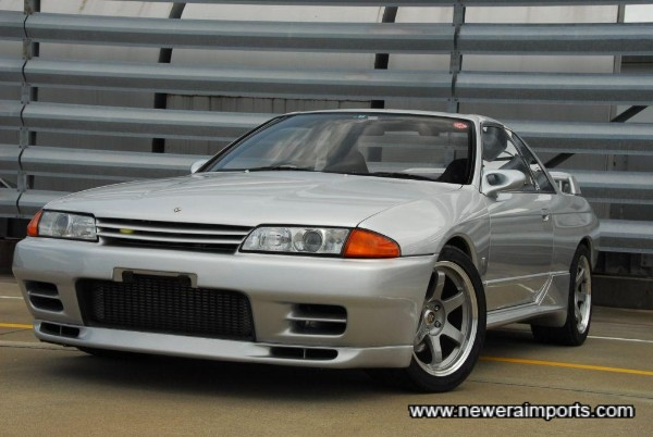 Stunning Condition Throughout - One genuine owner from new GT-R