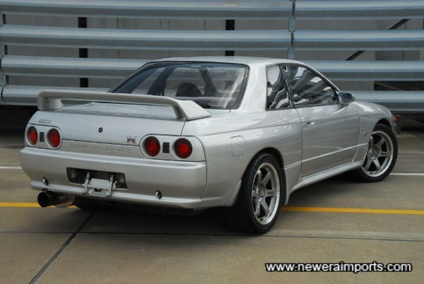 The best genuine condition R32 GT-R's are fast becoming sought after classics.