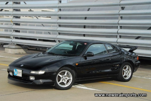 Stunning - Very rare Rev 5 MR2 GT-S Turbo!