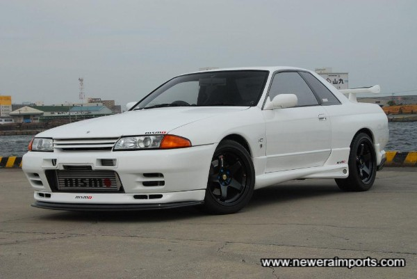 One of the best low mileage GT-R's we've come across in the last 12 months.