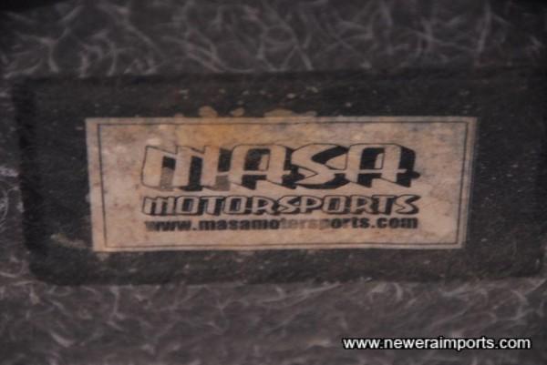 Genuine Masa Aero parts.