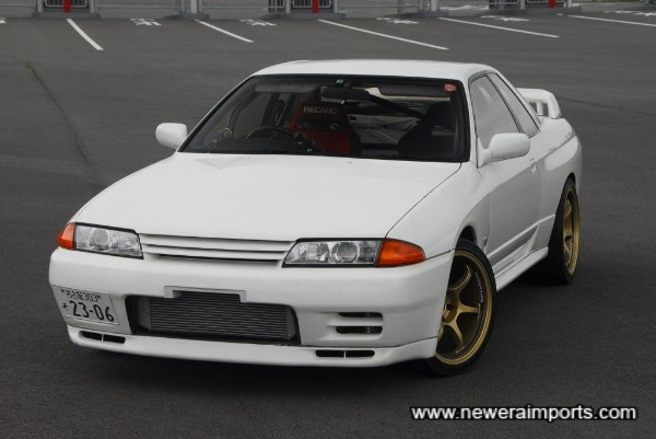 Rare R32 V-Spec II - in Excellent condition.