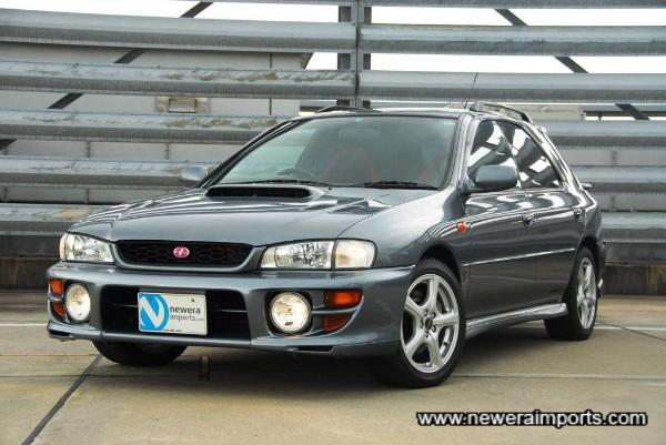 Top condition Sti Version 5 Wagon.