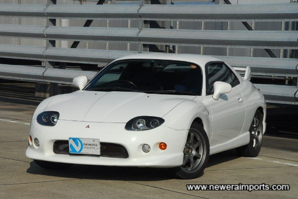 Extremely rare 1999 FTO Version R  - 5 Speed manual !!