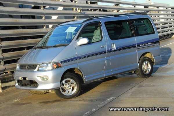Genuine low mileage and excellent rust free condition.
