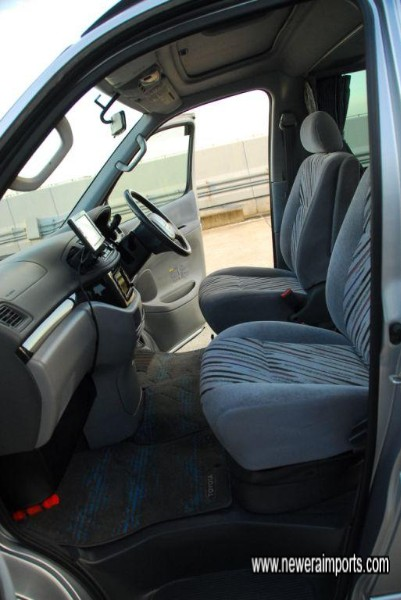 Interior is in excellent condition - Note this has been a non-smoker's car.