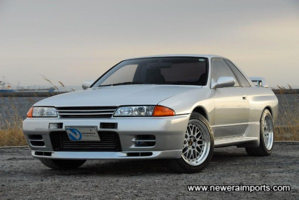 Will probably be the best condition R32 GT-R we supply this year.