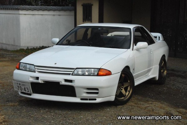 Stunning original condition R32 GT-R with Nismo Cosmetic Parts.