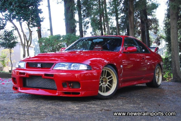 Late model (3rd revision) R33 GT-R