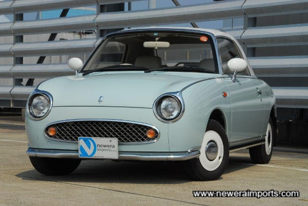 The best Figaro we've come across in Japan during the last 12 months.