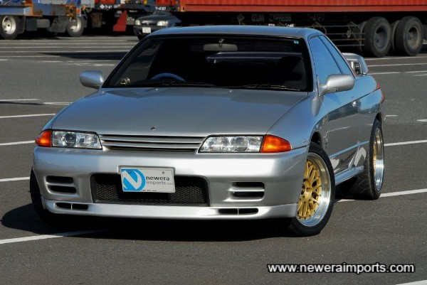 Stunning original condition R32 GT-R
