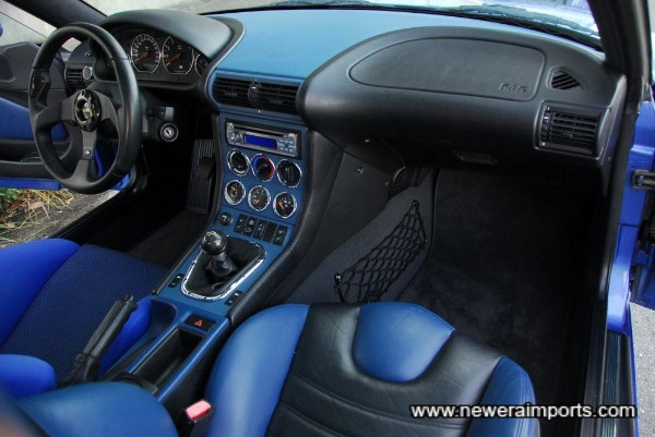 Interior is in excellent condition throughout - A non smoker's car since new.