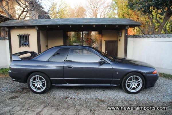When was the last time you saw a 32 GT-R this nice?