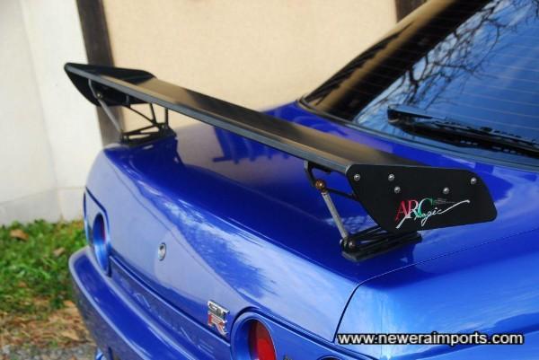 Rare ARC R32 GT-R GT Wing.