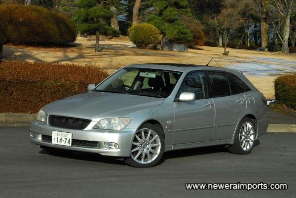 Stunning condition & very rare 2JZ (3.0) Lexus sports wagon.
