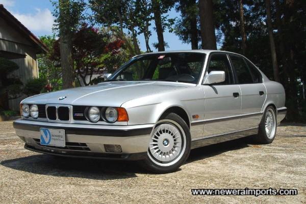 Stunning original & concours condition E34 M5.