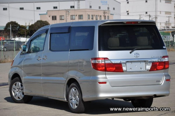 Excellent spaceous design, Toyota quality of build & attention to detail.