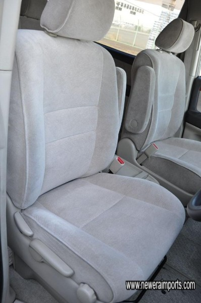Interior is in excellent condition in keeping with low genuine mileage
