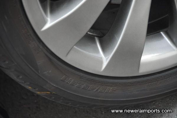 Tyre Brand