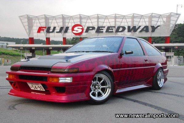 Stunning AE86 - recently built!