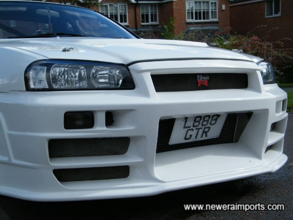 SARD original GT wing - one of the best and most expensive of it's type in Japan.